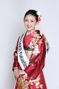 宣材2020 Miss SAKE 福島 武田 真奈